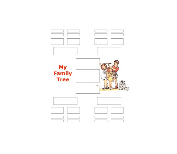 five generation family tree free pdf download