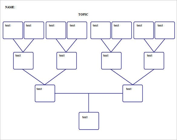 Nice Family Tree Template Word