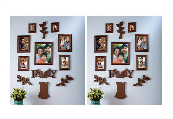 family tree photo template download