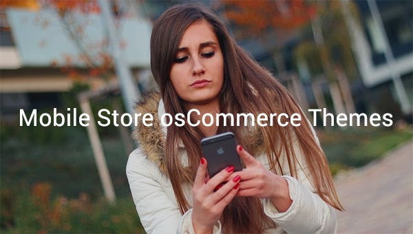 mobile store oscommerce themes