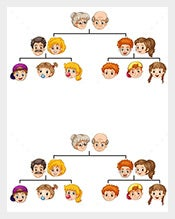 Sample-Family-Tree-Template-For-Kids