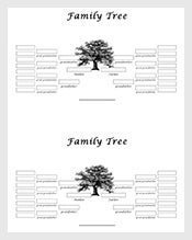 5-Generation-Family-Tree-Free-Word