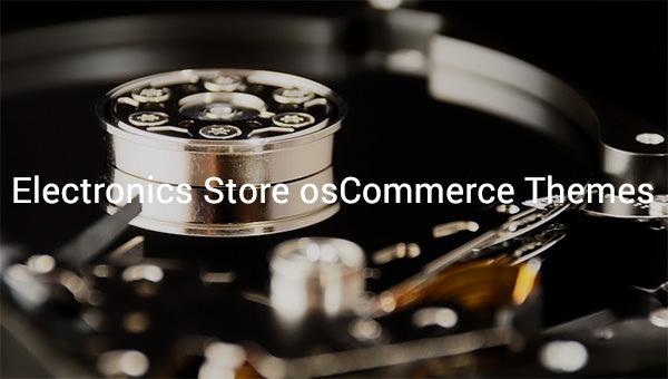 electronicsstoreoscommercethemes