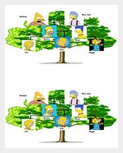 Powerpoint-Family-Tree-Template-Free