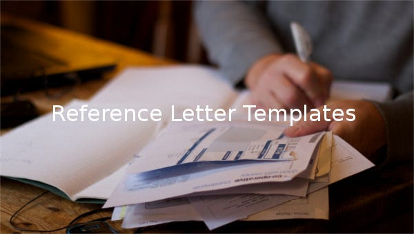 28+ Reference Letter Template