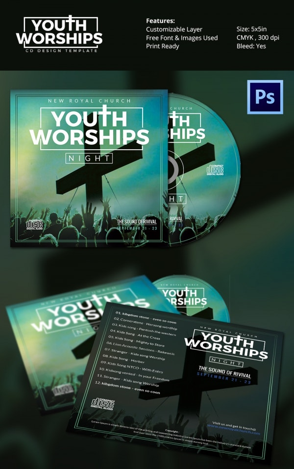 Church_cd_Design