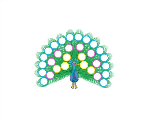 peacock family tree for kids pdf format download