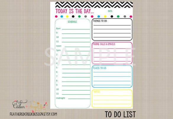 printable 2015 calender planner kitchen schedule template