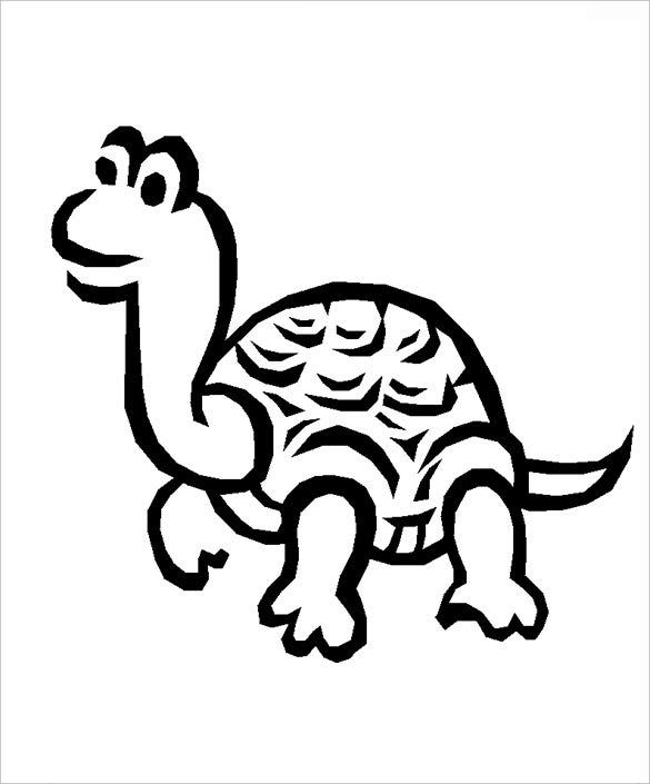 turtle printable template