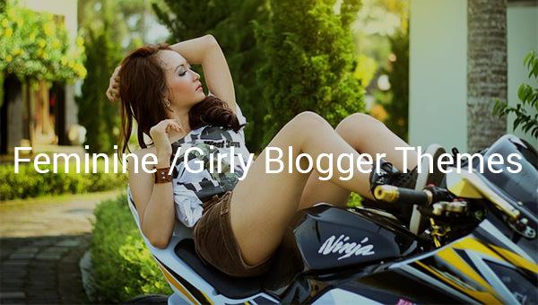 femininegirlybloggerthemes