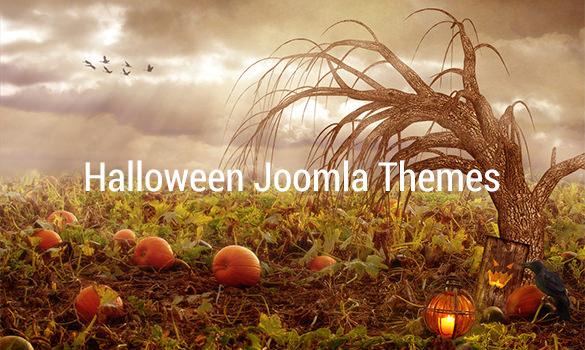 Halloween-Joomla-Themes