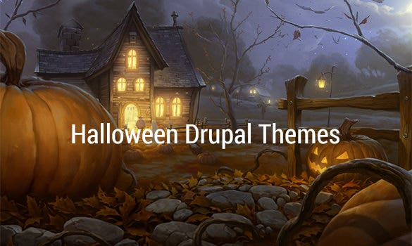 Halloween-Drupal-Themes