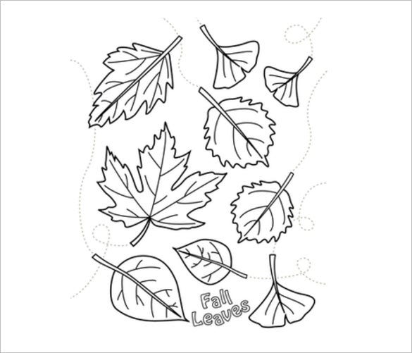20+ Fall Coloring Pages - Free Word, PDF, JPEG, PNG Format Download Free  & Premium Templates