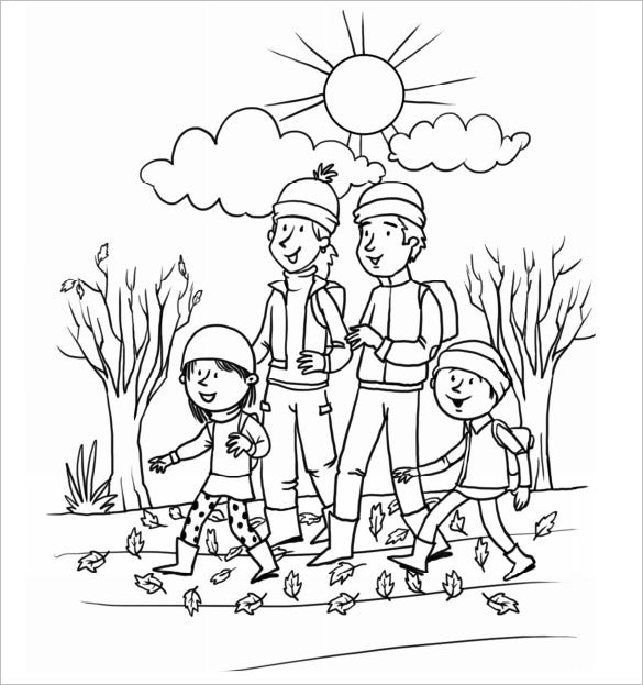 Fall coloring pages free download fall best free for Fall festival coloring pages