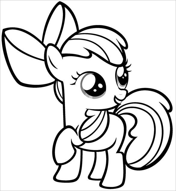 - 17+ My Little Pony Coloring Pages - PDF, JPEG, PNG Free & Premium  Templates