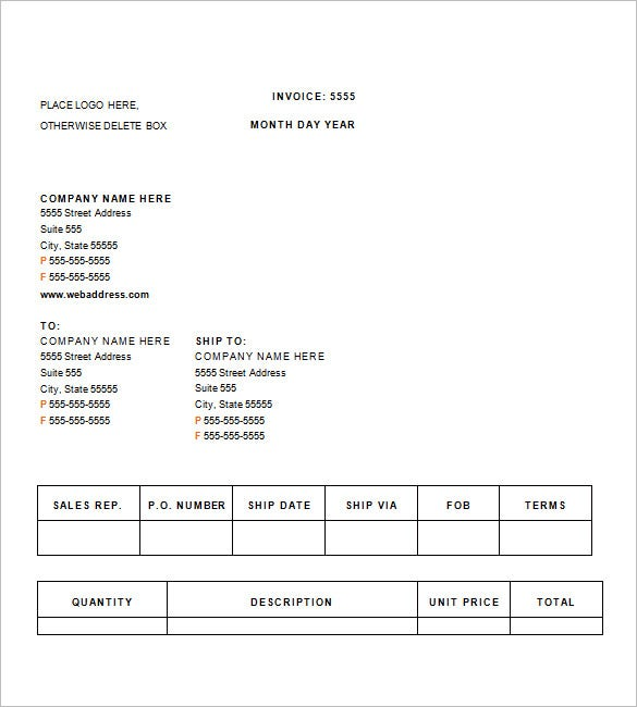 Medical Bill Template Word  BesikEightyCo