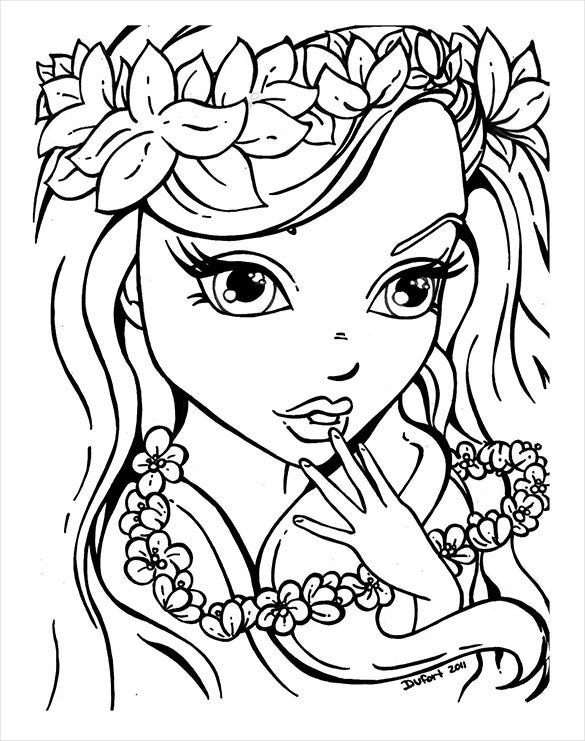 - 20+ Teenagers Coloring Pages - PDF, PNG Free & Premium Templates