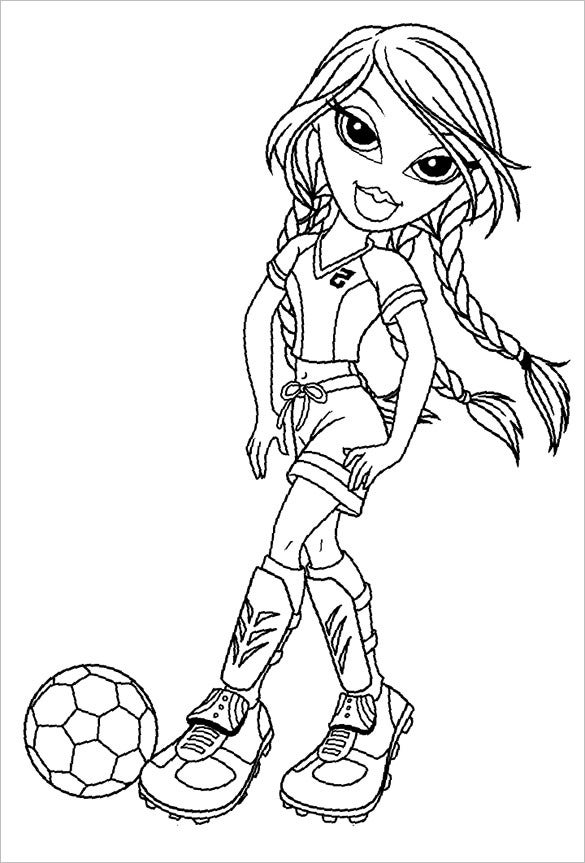 21 Football Coloring Pages Free