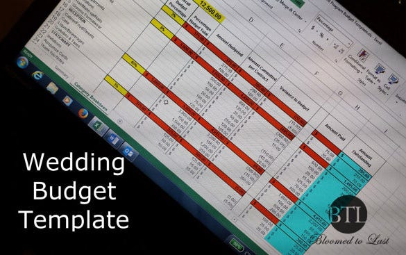 Budget Template Excel 2007