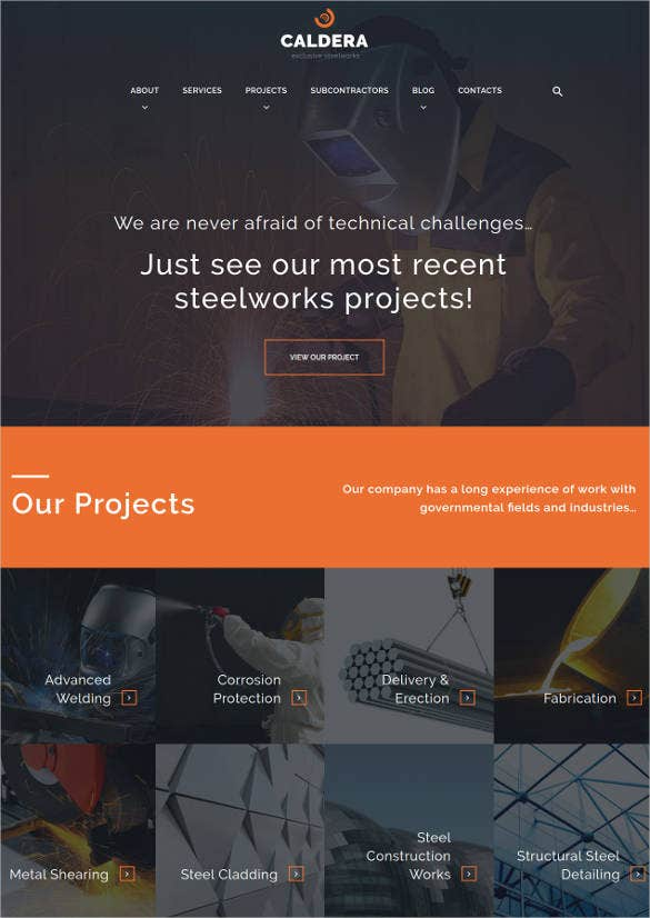 clean-construction-php-wordpress-theme