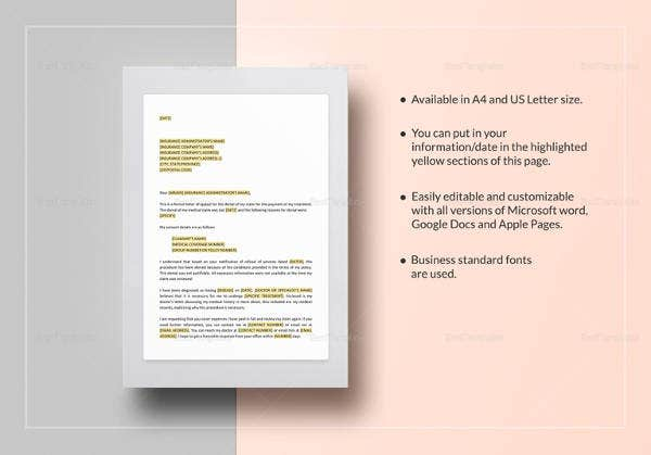 Formal Letter Template 30 Free Word Pdf Documents Download