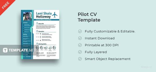 fre cv templates
