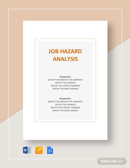 job hazard analysis template1