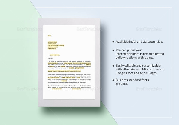 letter-of-intent-template