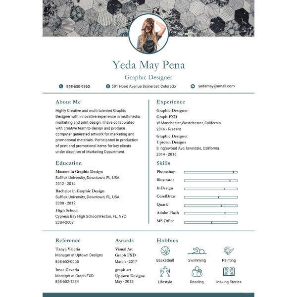 CV Template - 36+ Free Word, PDF Documents Download