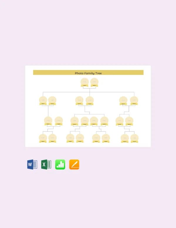 photo family tree template1