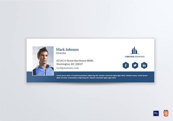 professional-architecture-director-email-signature