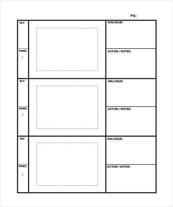sample-storyboard-panels