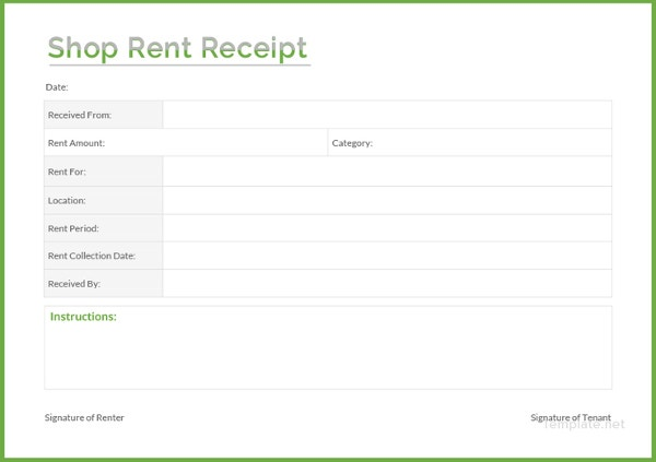 shop-rent-receipt-template