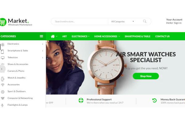 themes market responsive prestashop 1