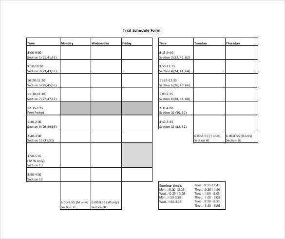 trial-schedule-form