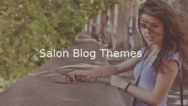 salon blog themes