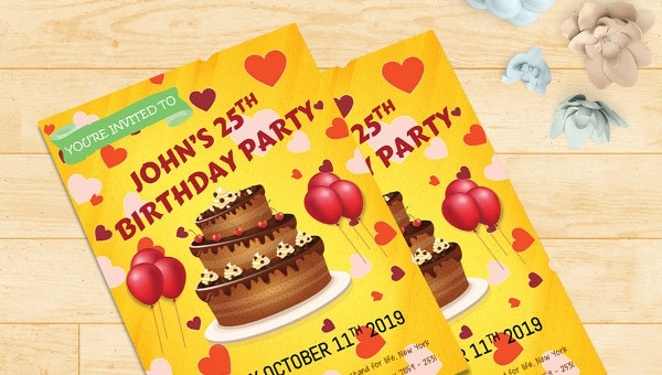 Word Birthday Cards - 511 Free Word Documents Download ...