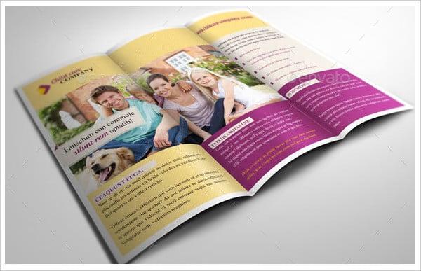 trifold multipurpose brochure
