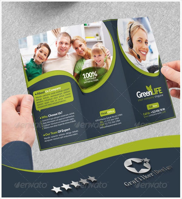 insurance-agency-brochure-template
