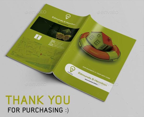 house-insurance-brochure-template