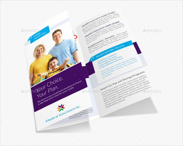 Insurance Brochure - 17+ Free Free PSD, Vector EPS, PNG Format ...