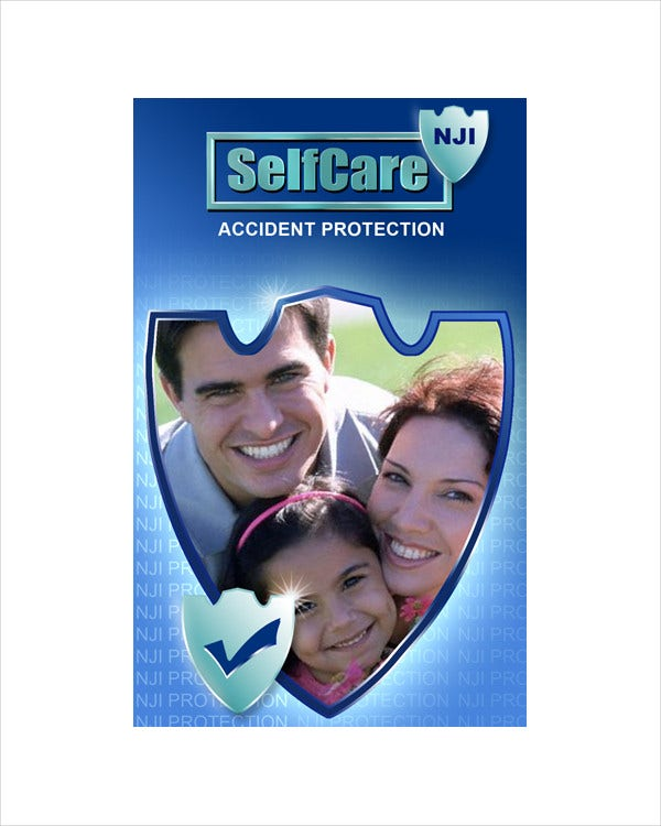 self care insurance brochure