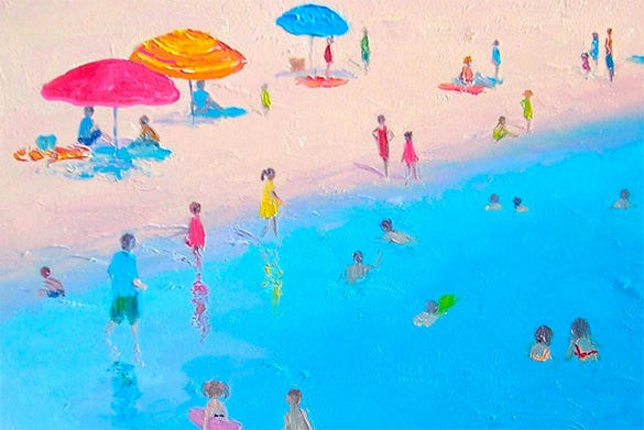 amazing summer in beach download