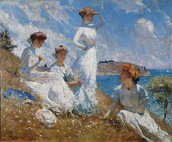 awesome summer painting for you