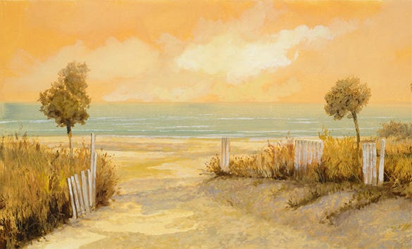 fantastic summer painting download