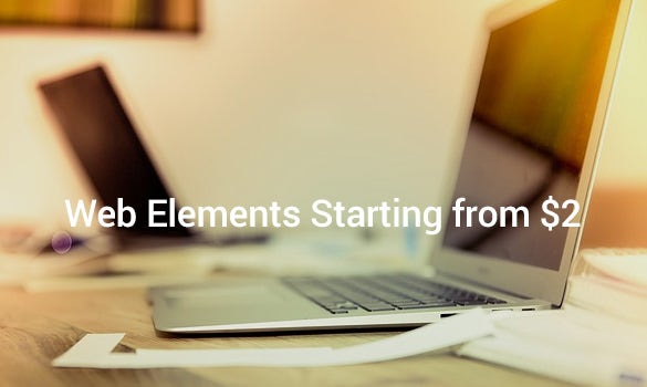 Web-Elements-Starting-from-$2