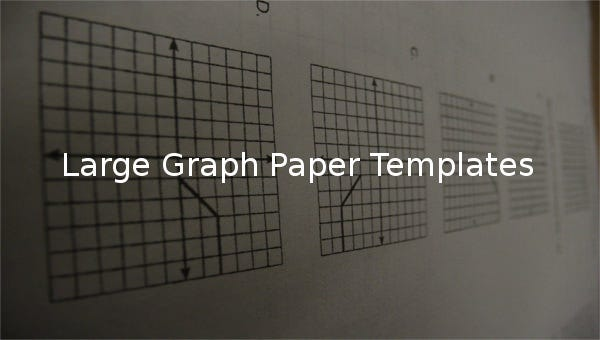 large graph paper templates