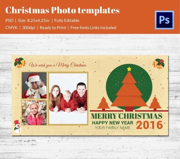 biggest christmas tree photo template