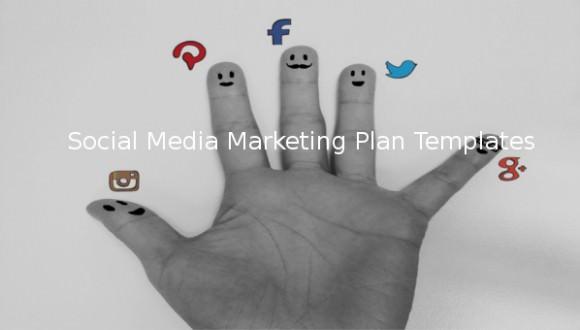 9 social media marketing plan templates free sample example format download free. Black Bedroom Furniture Sets. Home Design Ideas