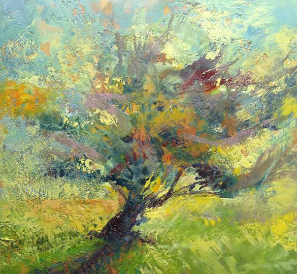 21 Abstract EnCaustic Paintings Download Free amp Premium